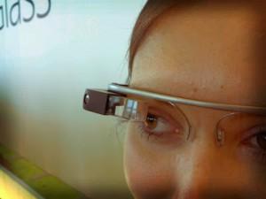 Google Glass Shot