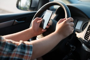 Texting And Talking While Driving